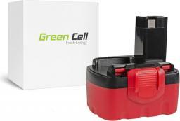 Green Cell Bateria Akumulator do Bosch GSR PSR 14,4V 2Ah