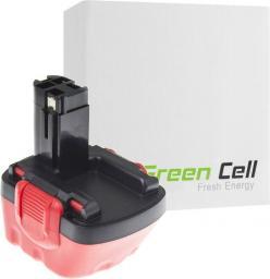 Green Cell Bateria Akumulator do Bosch O-Pack 3300K PSR 12VE-2 GSB 12 VSE-2 12V 1.5Ah
