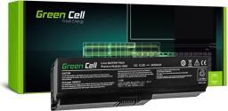 Bateria Green Cell PA3634U-1BRS do Toshiba Satellite A660 A665 L650 L650D L655 L670 L670D L675 M300 M500 U400 U500 (TS03V2)