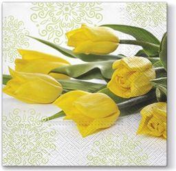 Art-Pol Pl Serwetki Yellow Tulips