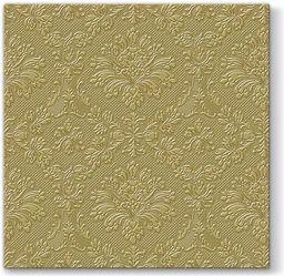 Art-Pol Pl Serwetki Inspiration Classic Gold