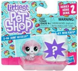 Hasbro Dwupak Zwierzaczków Littlest Pet Shop (E0945)