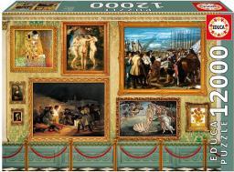 Educa Puzzle Muzeum 12000 elementów