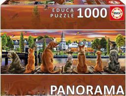 Educa Puzzle Psy 1000 elementów