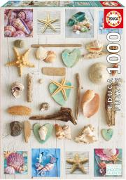 Educa Puzzle Muszle 1000 elementów
