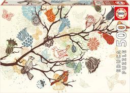 Educa Puzzle Kompozycja kwiatowa 500 elementów