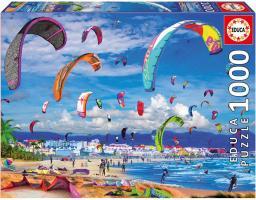 Educa Puzzle Kitesurfing 1000 elementów