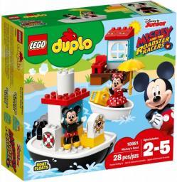 LEGO Duplo Disney Tm Łódka Mikiego (10881)