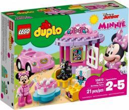 LEGO DUPLO Disney Przyjęcie Urodzinowe Minnie (10873)