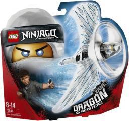 LEGO Ninjago Zane - Smoczy Mistrz 70648