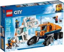 LEGO City Arktyczna Terenówka Zwiadowcza 60194