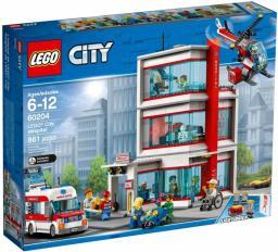 LEGO CITY Szpital (60204)