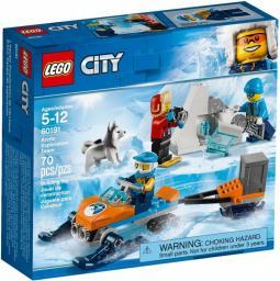 LEGO City Arktyczny Zespół Badawczy (60191)