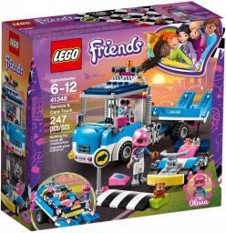 LEGO FRIENDS  Furgonetka Usługowa ( 41348 )