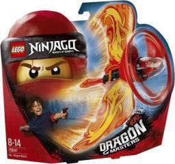 LEGO Ninjago Kai - Smoczy Mistrz (70647)