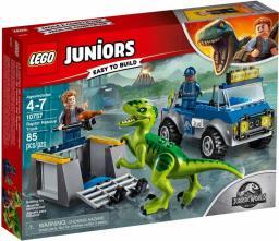 LEGO  JUNIORS Na Ratunek Raptorom (10757)