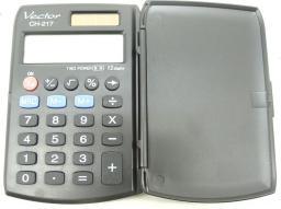 Kalkulator Vector (KAV CH-217 BLK)