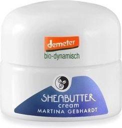 MARTINA GEBHARDT Naturkosmetik Sheabutter - krem do cery wrażliwej i alergicznej 15 ml
