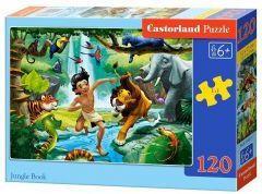 Castorland Puzzle Jungle Book 120 elementów (287345)