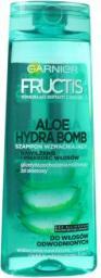 Garnier Szampon nawilżający do włosów odwodnionych Fructis Aloe Hydra Bomb 400 ml