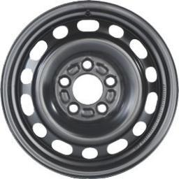 Felga stalowa Magnetto Wheels PEUGEOT 208 2008, CITROEN C4 CACTUS, OPEL CROSSLAND 6.5x16 4x108 ET20 ML65 (9432)
