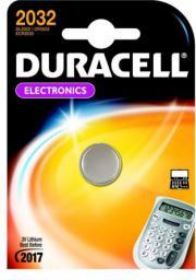Duracell Bateria litowa pastylkowa 2032 1 szt | blister