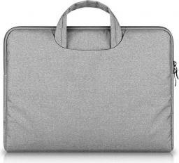 Etui Tech-Protect   Briefcase MacBook Air/pro 13 Light Grey