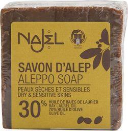 Najel Mydło oliwkowo-laurowe Aleppo 170g (30% oleju laurowego) Najel