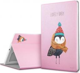 Etui do tabletu ESR  Illusdesign iPad 2017/2018 Lovely Owl