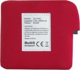 Glovii Bateria do ogrzewanej kamizelki z polaru (GLI7440)