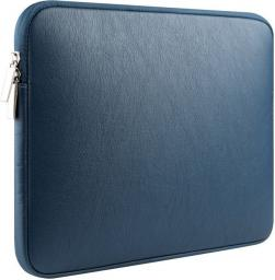 Etui Tech-Protect Neoskin do Apple Macbook Air/Pro 13 granatowe