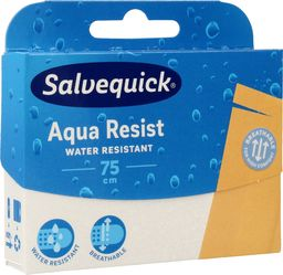 Salvequick  Plastry Aqua Resist do cięcia 75cm 1szt