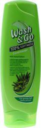Sarantis Wash & Go Odżywka do włosów przetłuszczających się 180 ml