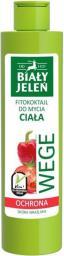 Biały Jeleń Wege Fitokoktajl do mycia ciała Pomidor i Papryka ochrona 250ml