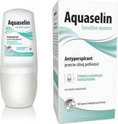 AA Dezodorant roll-on Aquaselin Sensitive dla kobiet 50ml