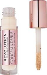 Makeup Revolution Conceal and Define Concealer C1  3.4ml