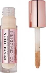 Makeup Revolution Conceal and Define Concealer C3  3.4ml
