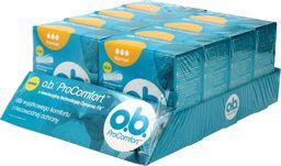 O.B O.B.ProComfort  Normal  komfortowe tampony 8 op. x 8szt (6+2 gratis)