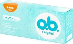 O.B Original  Tampony Super 16 szt.