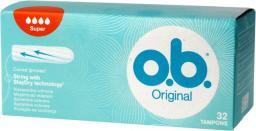 O.B Original  Tampony Super 32 szt.