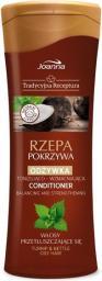 Joanna Tradycyjna Receptura Odżywka do włosów tonizująco-wzmacniająca Rzepa i Pokrzywa  300g
