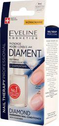 Eveline Eveline Nail Therapy Lakier odżywka utwardzająca do paznokci Diament 12ml
