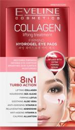 Eveline Eveline Collagen Hydrożelowe Płatki pod oczy ujędrniające 8w1 2szt