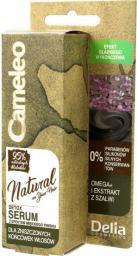 Delia Delia Cosmetics Cameleo Natural Detox Serum do włosów na zniszczone końcówki  55ml