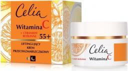 Celia Celia Witamina C 55+ Liftingujący krem przeciwzmarszczkowy na dzień i noc  50ml