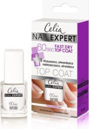 Celia Celia Nail Expert Top Coat 60s Fast Dry  10ml