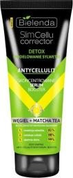 Bielenda Slim Cellu Corrector Detox Skoncentrowane Serum Booster Węgiel+Matcha Tea  250ml