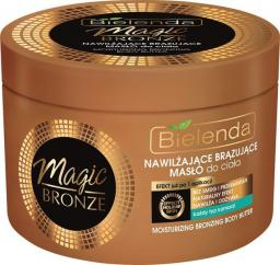 Bielenda Magic Bronze Nawilżające brązujące masło do ciała  200ml