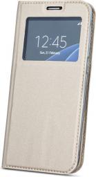 TelForceOne Pokrowiec Smart Look do Xiaomi Redmi Note 5A złoty
