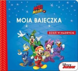 Moja bajeczka Dzień w Madrycie Miki i Raźni Rajdowcy